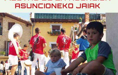 Fiestas de la Asunción en Legarda del 14 al 18 de agosto