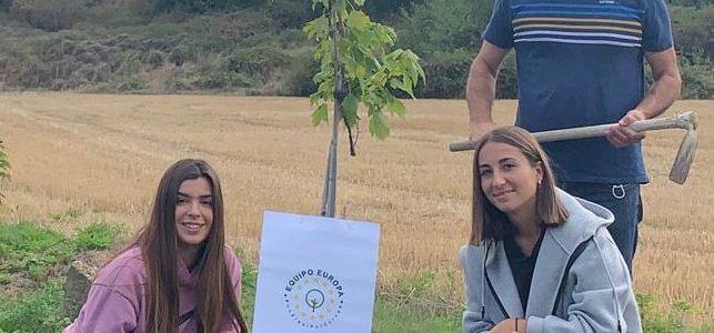 Legarda, en su compromiso con la sostenibilidad, se une a la iniciativa #UnÁrbolPorEuropa